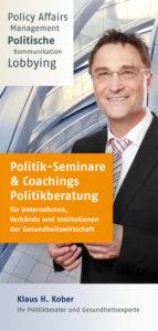 Klaus H. Kober Managementberatung | Angebote