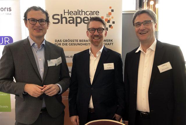 Klaus H. Kober auf dem Pharma Forum 2019 in Wiesbaden