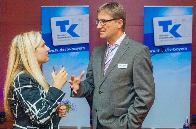 Sommerempfang 2014 der TK Landesvertretung Bayern